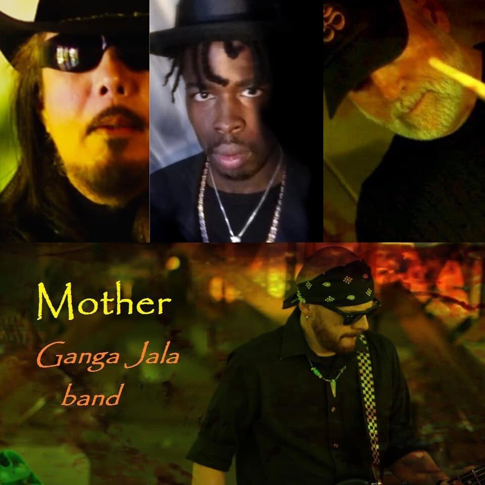 """Ganga Jala Band Plans To Save The World With """"Mother"""""""