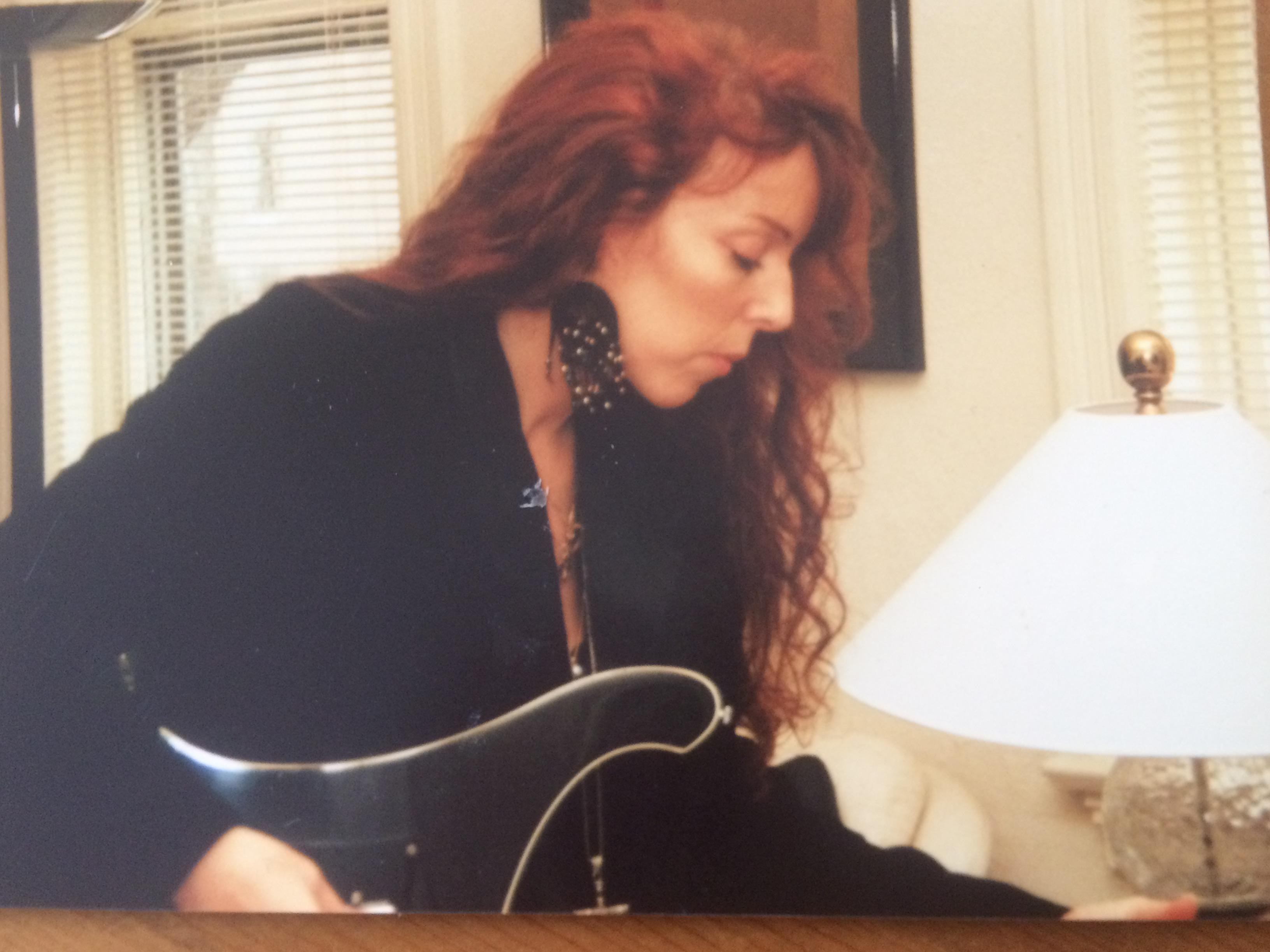 Introducing Musical Poet Patti Rain