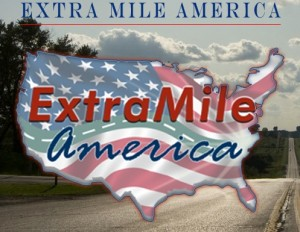 Extra Mile Day and Volunteerism Is Heart of America