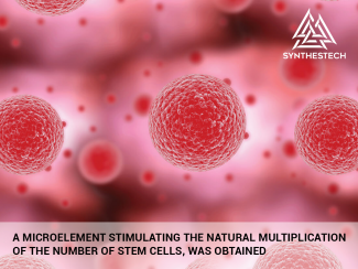 PRESS INVITATION: PRESENTATION OF OBTAINED ELEMENT WORKING ON STEM CELLS MULTIPLICATION BY SYNTHESTECH