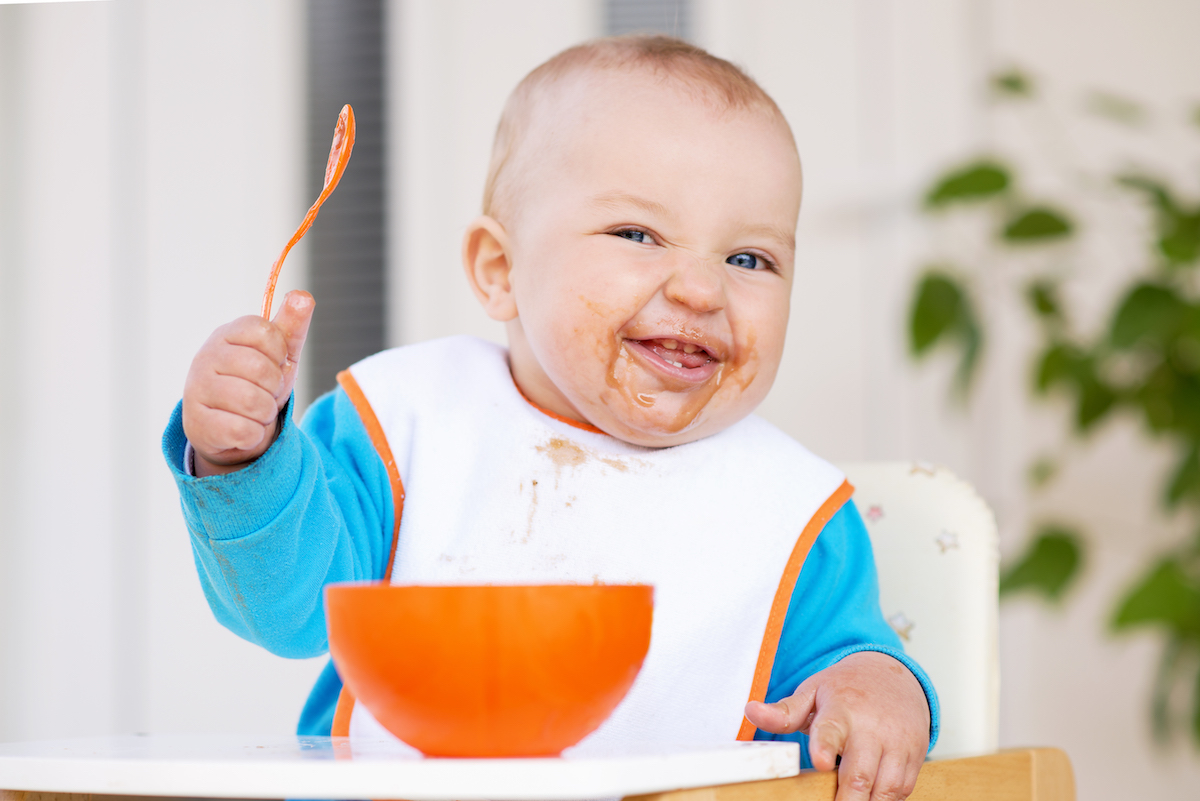 Signs a Child Should be Referred for Feeding Therapy