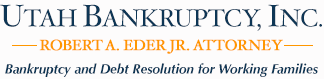 Utah Bankruptcy Inc. and Attorney Robert Eder Are Celebrating 20 years of Helping Utah with Bankruptcies and Foreclosures