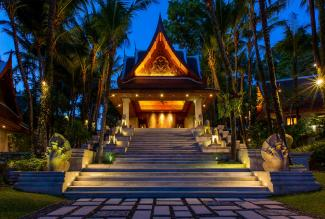 Luxurious Oceanfront Villa Located Within A Private Five-Star Beach Resort Community in Phuket, Thailand to Auction Without Reserve