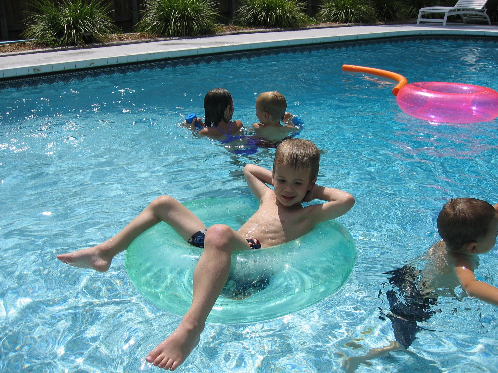 Eastern Pools Recommends Fun Games, Toys, And Accessories For Swimming Pools In Ohio