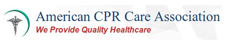 American CPR Care Association Offers BLS Training for Healthcare Providers Online