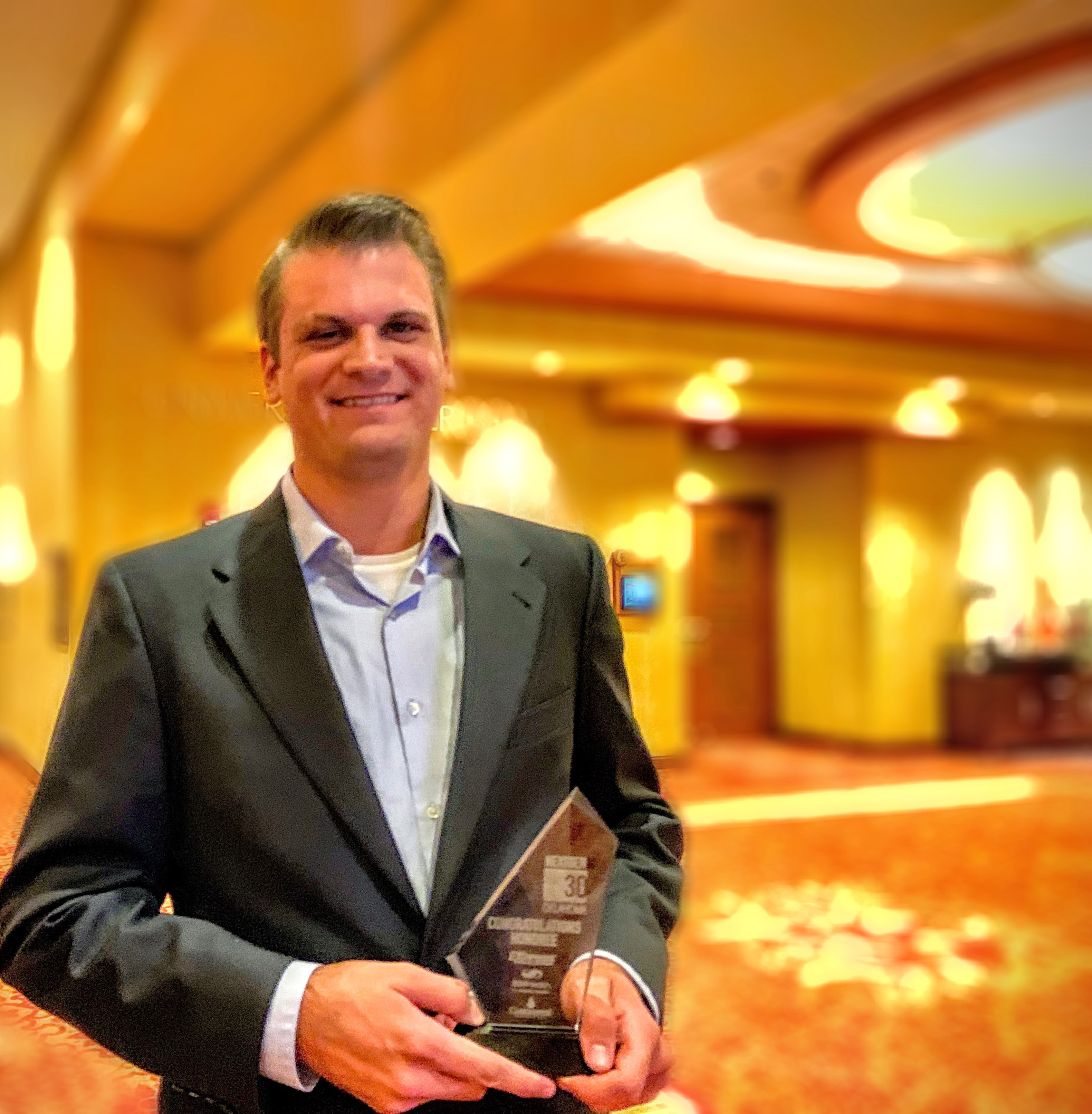 DALLAS SLOUGH NAMED ONE OF THE 30 MOST INFLUENTIAL PEOPLE UNDER 30 ACROSS THE STATE OF OKLAHOMA FOR SALES AND MARKETING