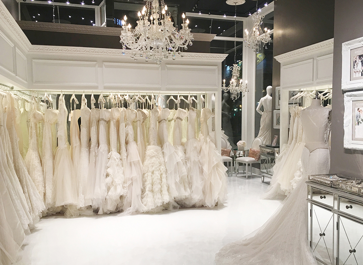 Winnie Couture Offers Elegance to Brides in Chicago, Illinois