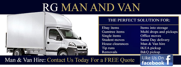 RG Man and Van Offer End of Tenancy Clean for Reading Removals