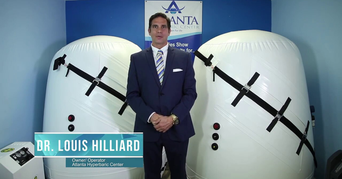 The Atlanta hyperbaric center is here with brilliant hyperbaric & cryogenic solutions