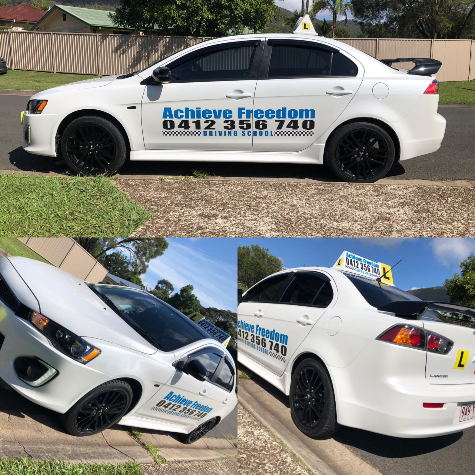 Achieve Freedom Driving School has Recently Grown its Presence as a Driving School on the Gold Coast and Surrounding Areas