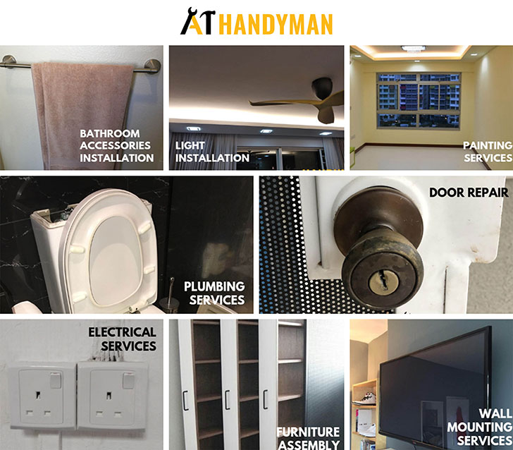 Handyman Services Singapore Launches New Service