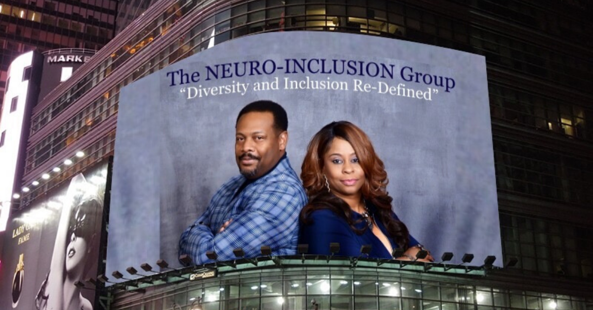 "Introducing The Neuro-Inclusion Group ""Diversity and Inclusion Re-Defined"""