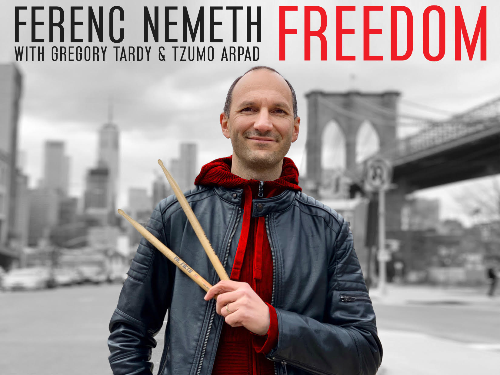 Ferenc Nemeth Delivers 'Freedom' With New Album