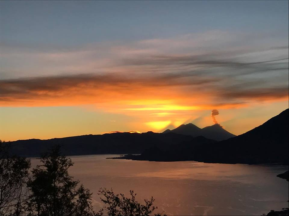 An Amazing hiking trip from Quetzaltenango, Guatemala to Lake Atitlan