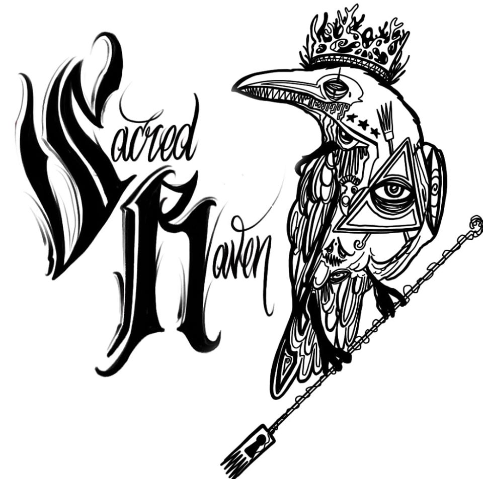 Sacred Raven Tattoo Shop in Fayetteville, NC - Exceptional Custom Tattoos and Piercings