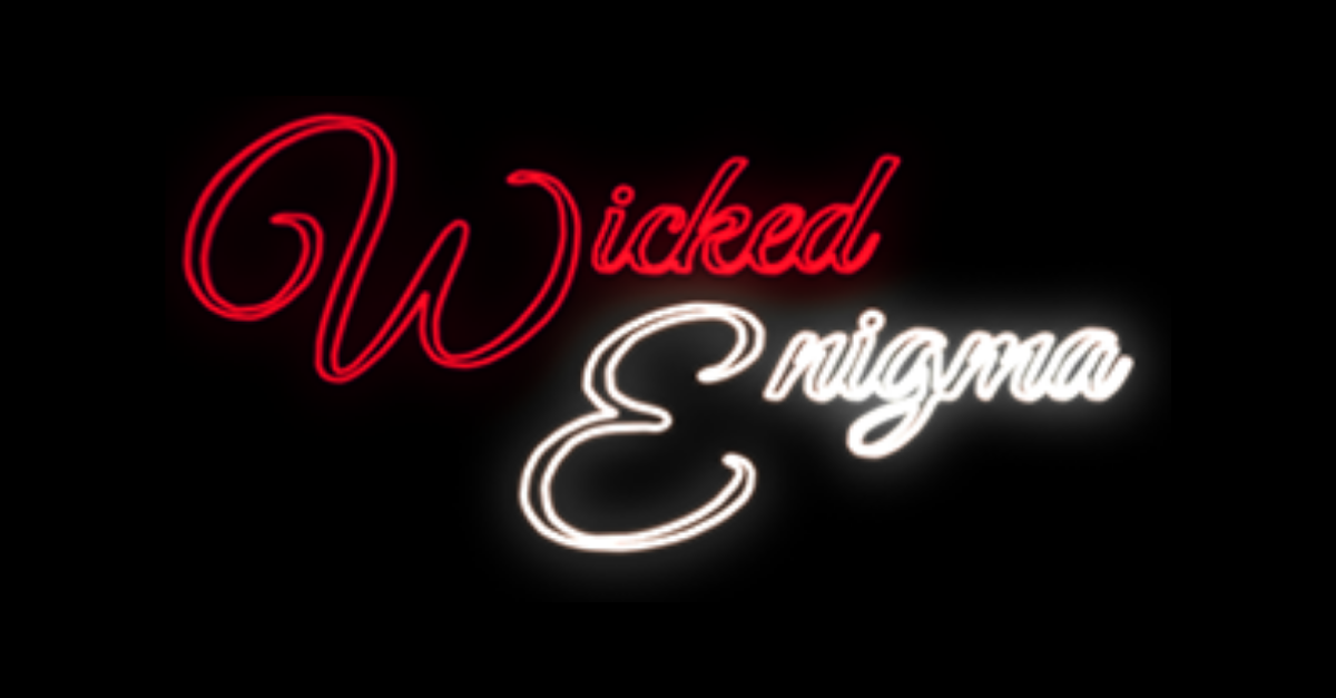 Something WICKED this way comes: NEW LGBTQ Murder Mystery WICKED ENIGMA hits the internet