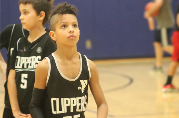 Multi-talented 8-year old leads Jr Clippers to an undefeated season and conference championship