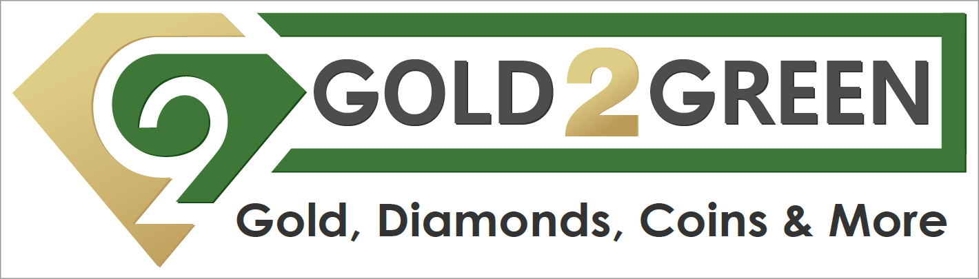 Gold 2 Green Ltd. - Buyer of Gold, Diamonds, Coins and Gift Cards, is the Go-to Pawn Shop in Wheeling, OH