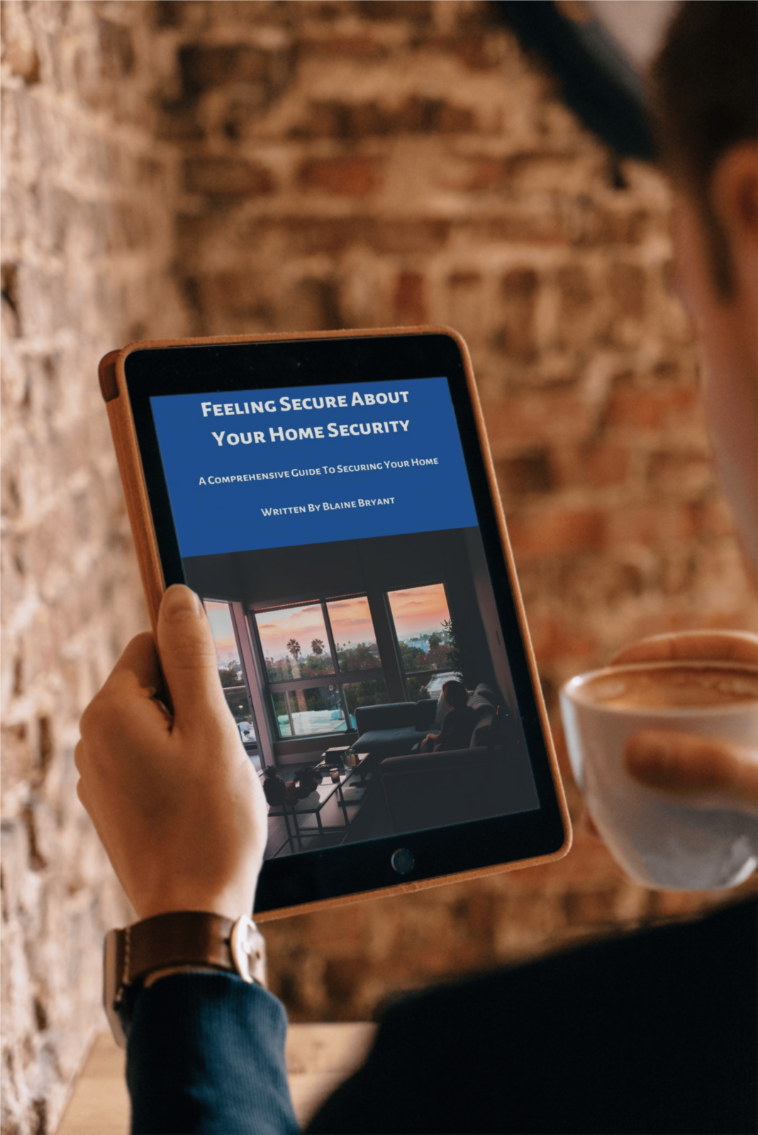 """""""Feeling Secure About Your Home Security"""" is a Comprehensive Guide That Empowers Homeowners with Expert Advice on how to Properly Secure Their Home"""