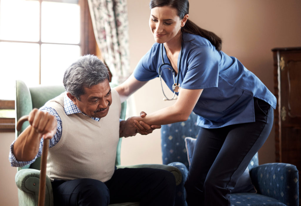 Home Health Services are available on California's Central Coast from Paso Robles to Santa Ynez
