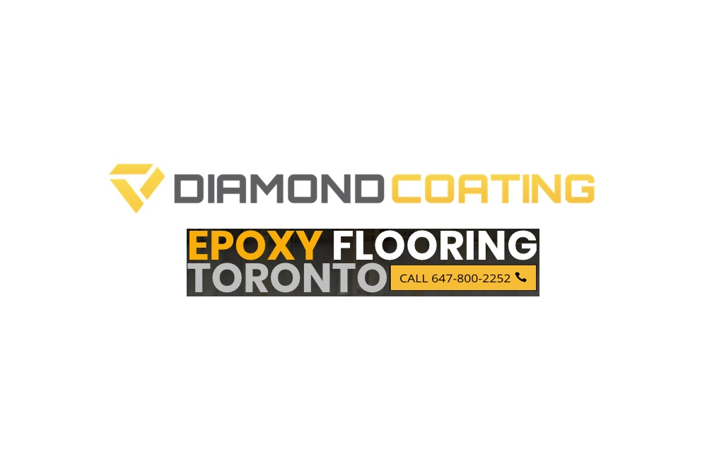 Diamond Coating Epoxy Flooring Toronto Offers Residential, Industrial, and Commercial Epoxy Installation in Toronto