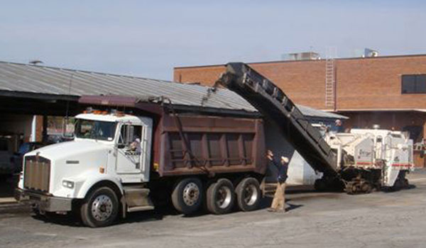 Pickens Construction Anderson, South Carolina Launches Environmentally Friendly Asphalt Milling Practices
