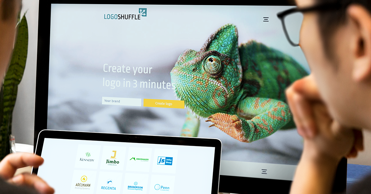 Logoshuffle is integrating more artificial intelligence features in its logo design platform