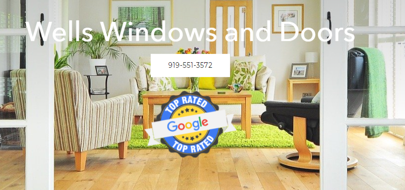 Wells Windows and Doors Offers Dependable Raleigh Window Replacement Services in Raleigh, NC, and the Neighboring Areas
