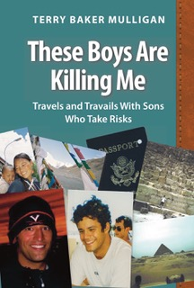 Award Winning Author Honors But Also Admonishes Sons In Third Book