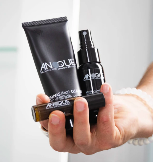 Anoque Launches Australia's First Palm Oil Free Men's Skincare Range