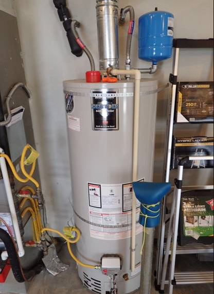 When The Water Heater Doesn\'t Work, The Professionals Can Help