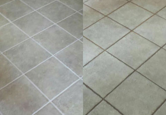 Commercial Building Owners Understand the Importance of Cleaning Tile and Grout