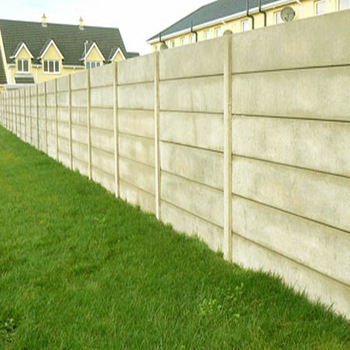 Homeowners Enjoy the Benefits Provided by Concrete Walls