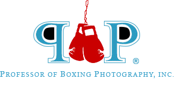Professor of Boxing Photography Inc. Launches New Website for Improved Client Services