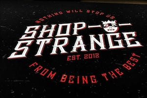 Shop Strange Now Offering Bulk Discount on Custom-Embroidered Hats