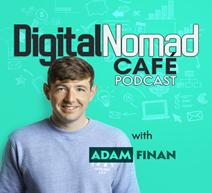 The Digital Nomad Cafe Podcast Encourages Freelancers to Try Housesitting in 2020