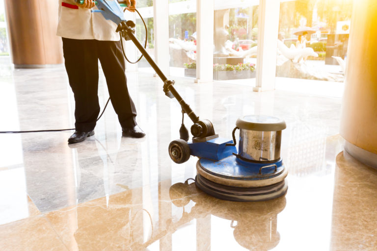 Commercial Buildings in Hollywood, FL Cleaned by Professionals