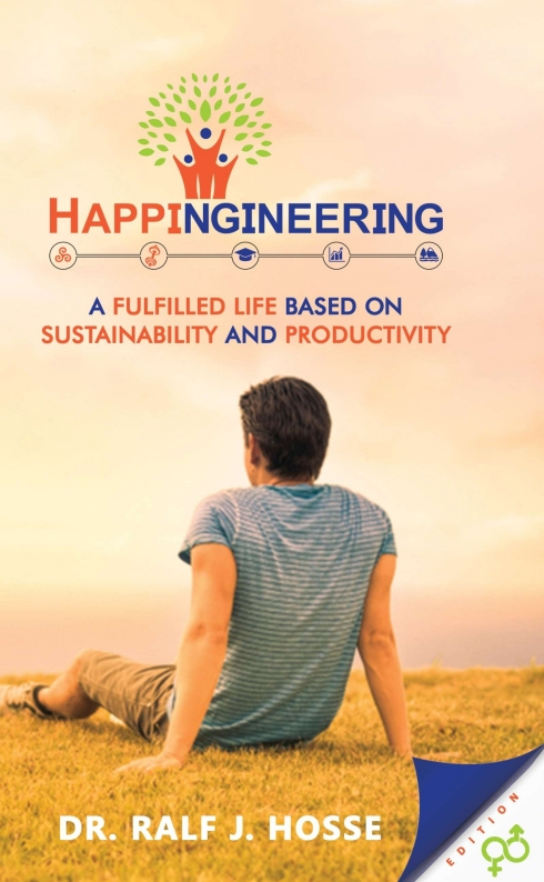 HAPPINGINEERING - Self-help book for more happiness