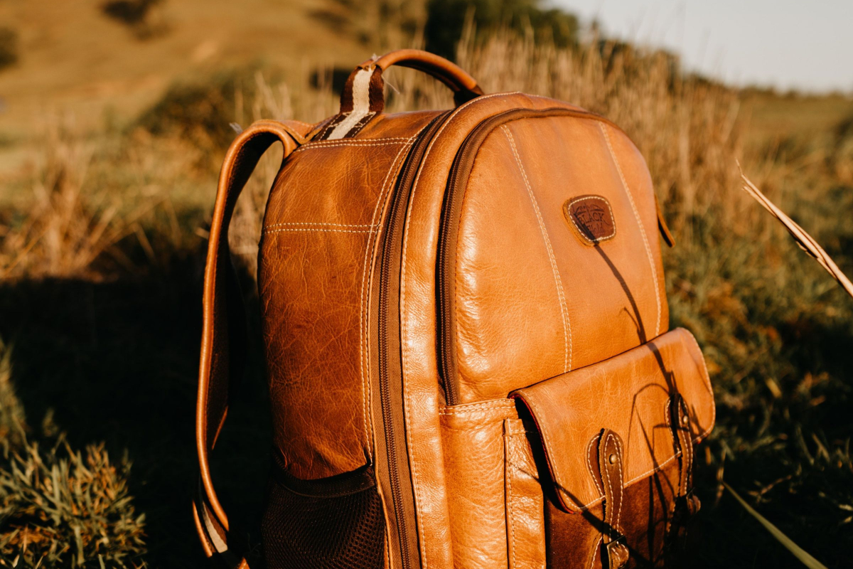 RealtimeCampaign.com Explains How a Leather Backpack Can Be a Stylish Way to Carry Things