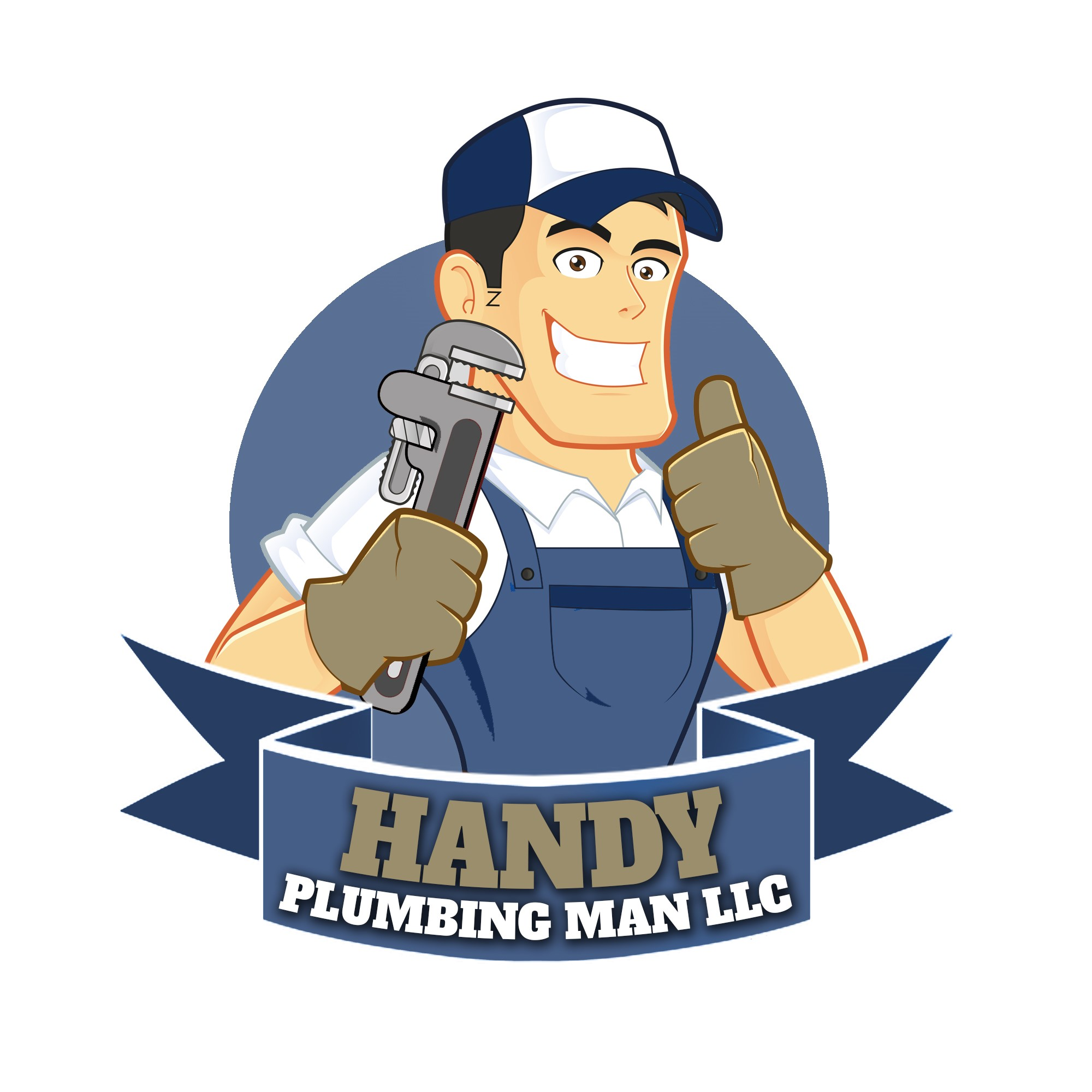 Handy Plumbing Man Offers Same-Day Service, Free Estimates, and 5-Year Warranty