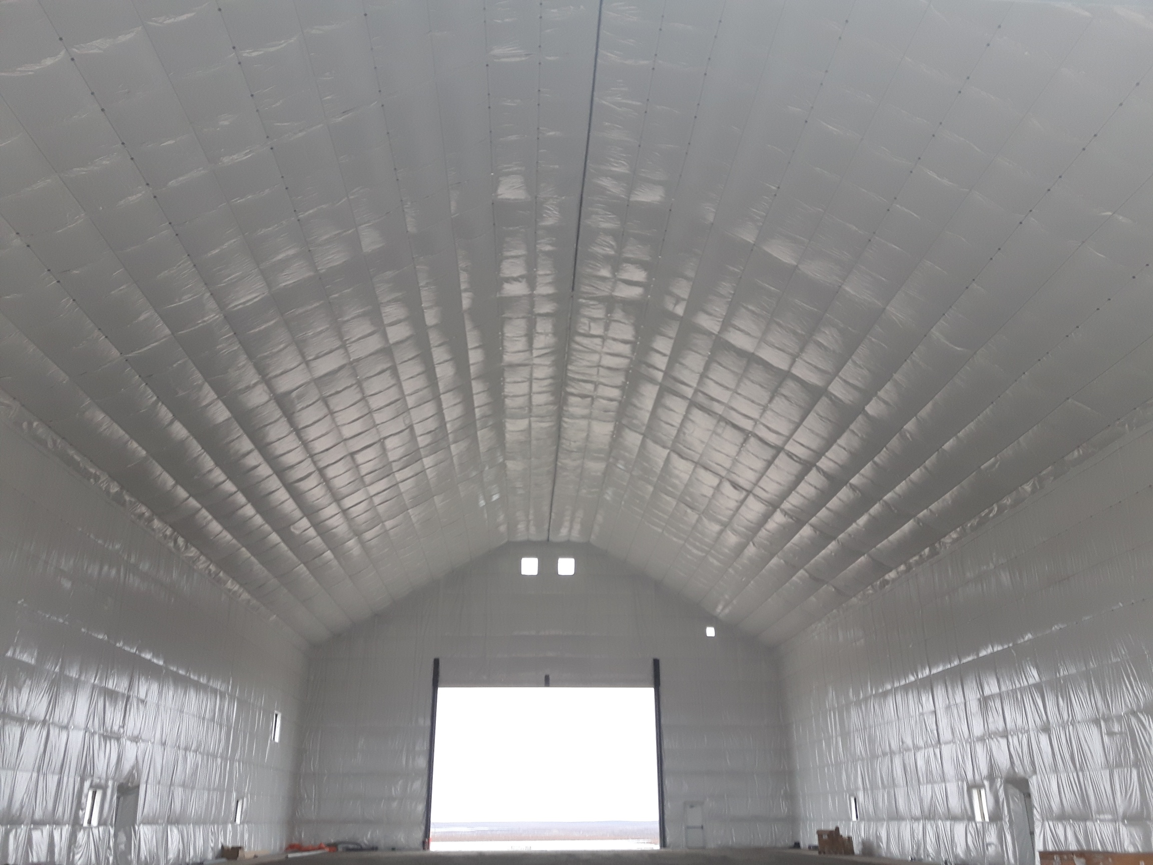 A Tensile Fabric Building Offers a Range of Benefits According to RealtimeCampaign.com