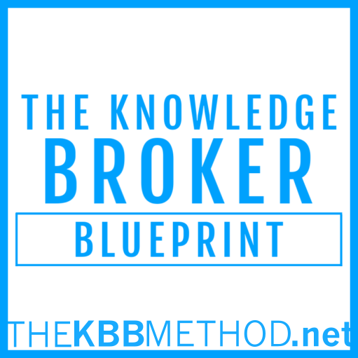 The Knowledge Broker Blueprint Launches Today