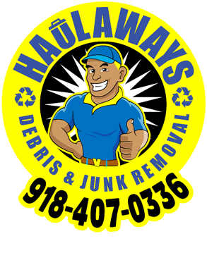 Haulaways Cleaning up Tulsa with Junk Removal & Dumpster Rentals