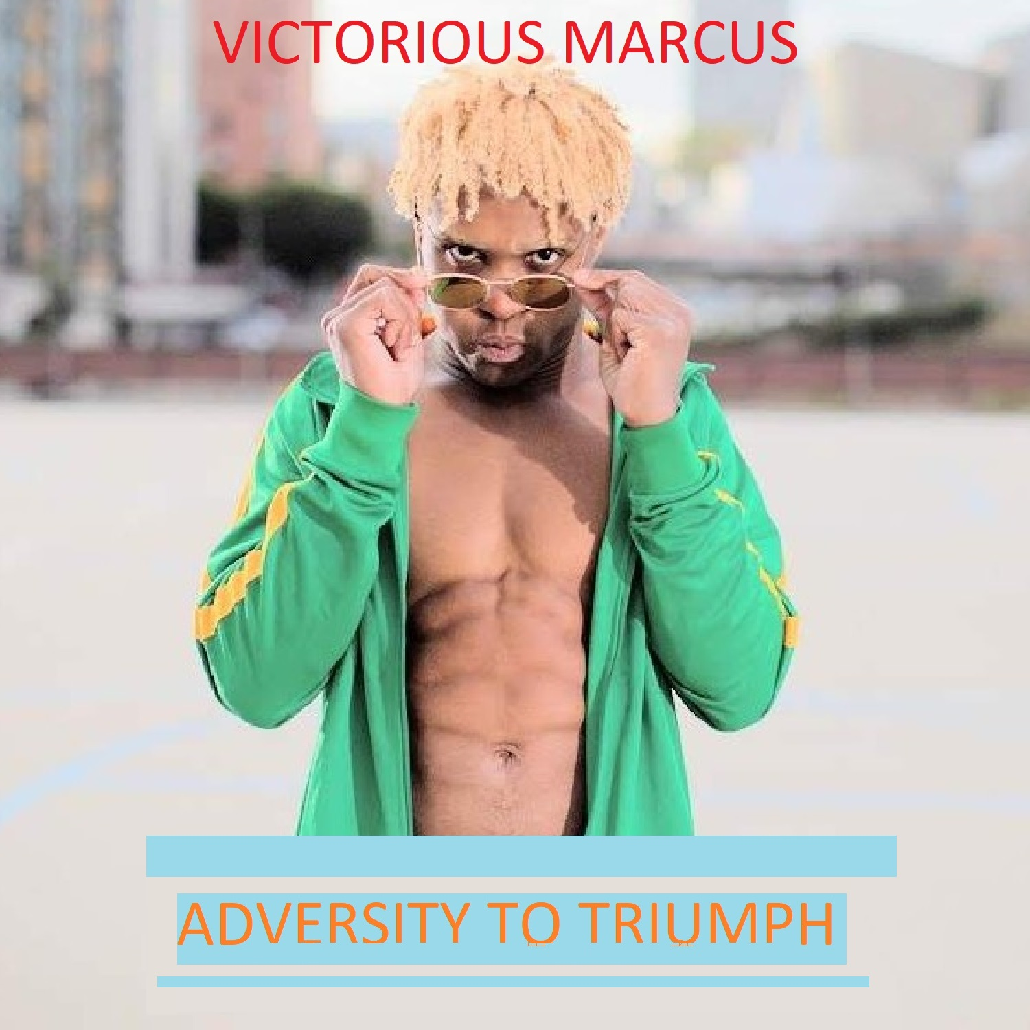 Victorious Marcus Presents New EP \'Adversity To Triumph\' With Universal Music Group