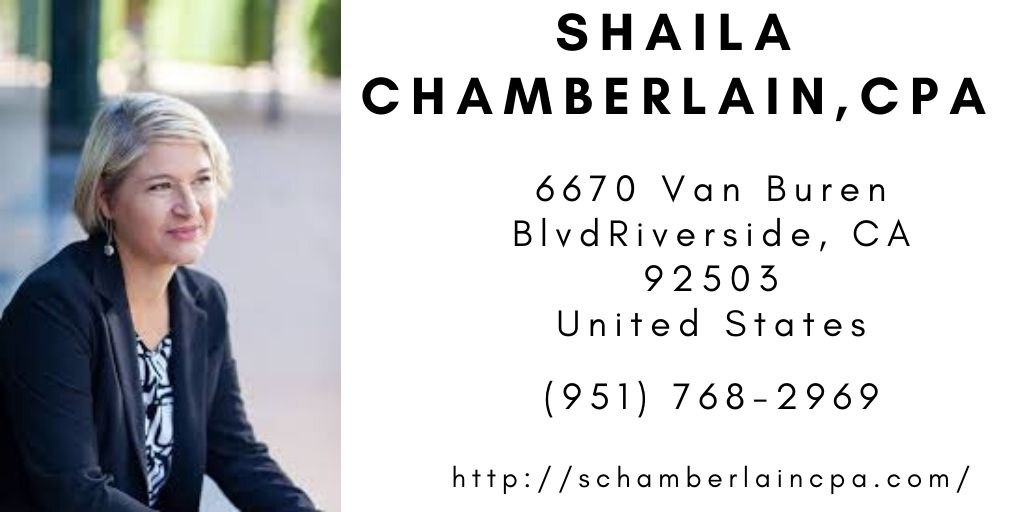 Shalia Chamberlain Announces Consulting Services in Riverside, CA