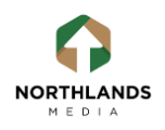 Northlands Media, Digital Marketing Agency Launches Updated Website