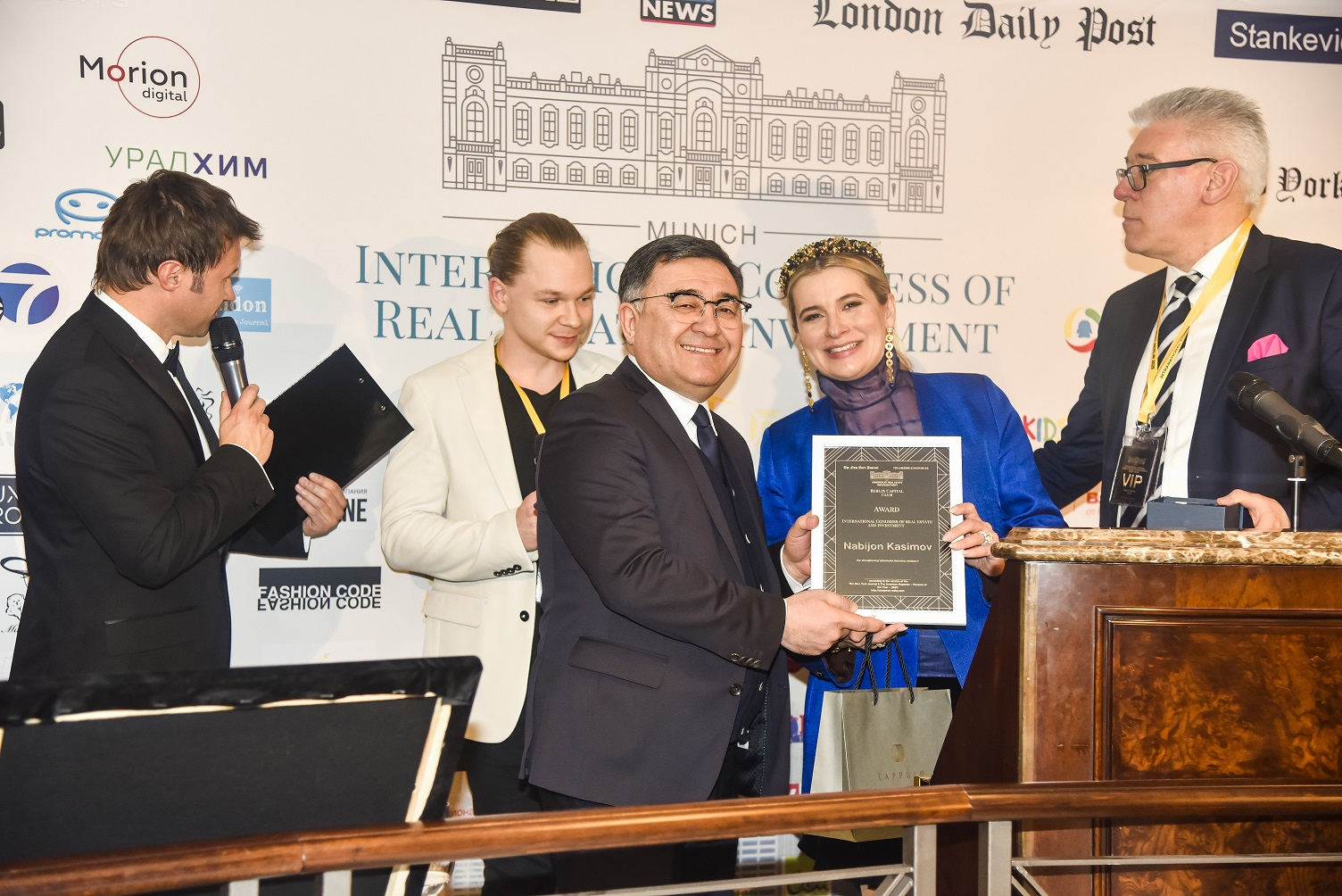 The VI International Congress of Real Estate and Investment 2020 ended in Berlin