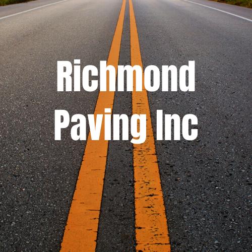 Richmond Paving INC Offers Driveway Paving Services in Richmond, VA
