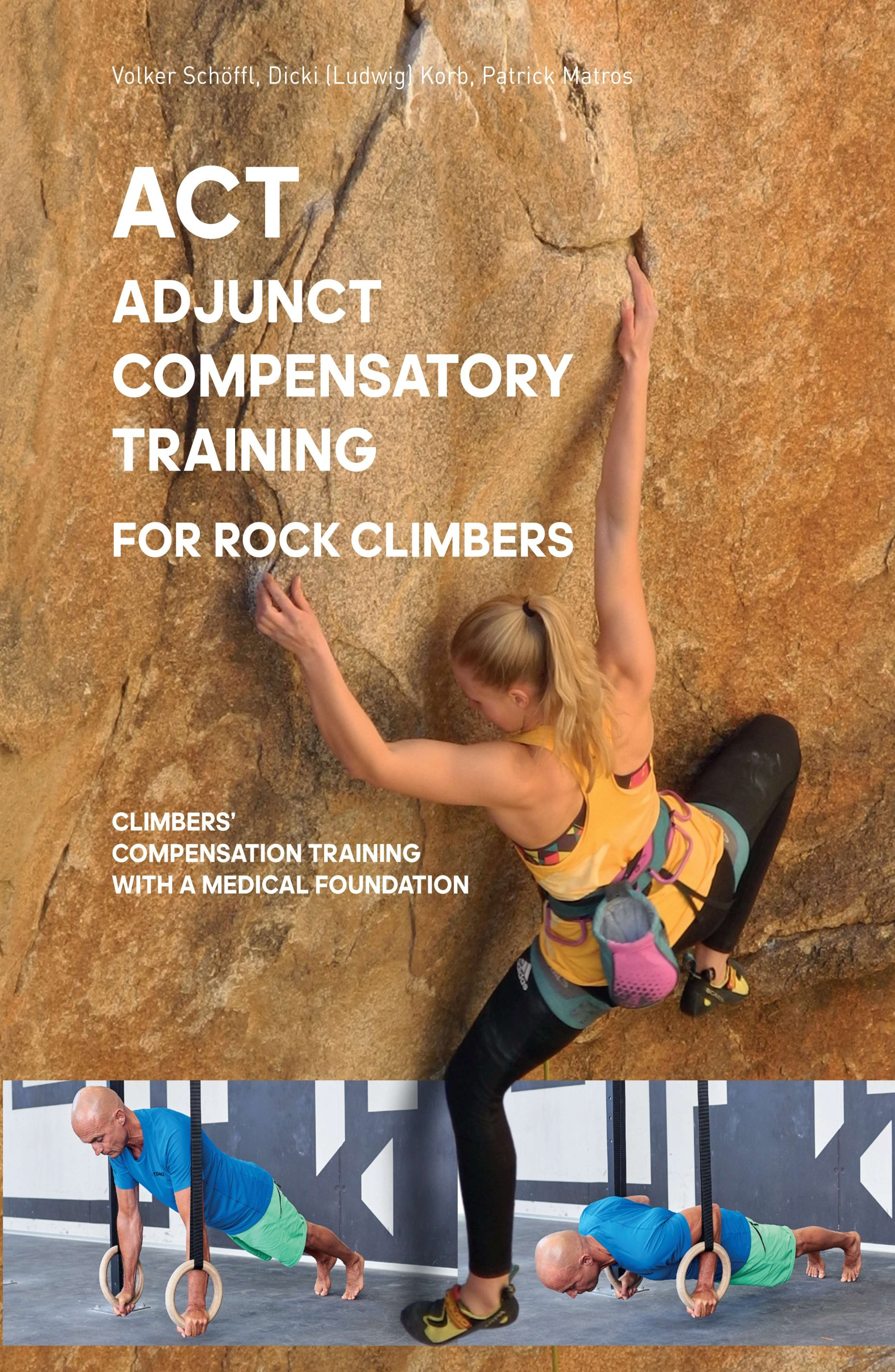 ACT - Adjunct compensatory Training for rock climbers - climbers' compensation training with a medical foundation
