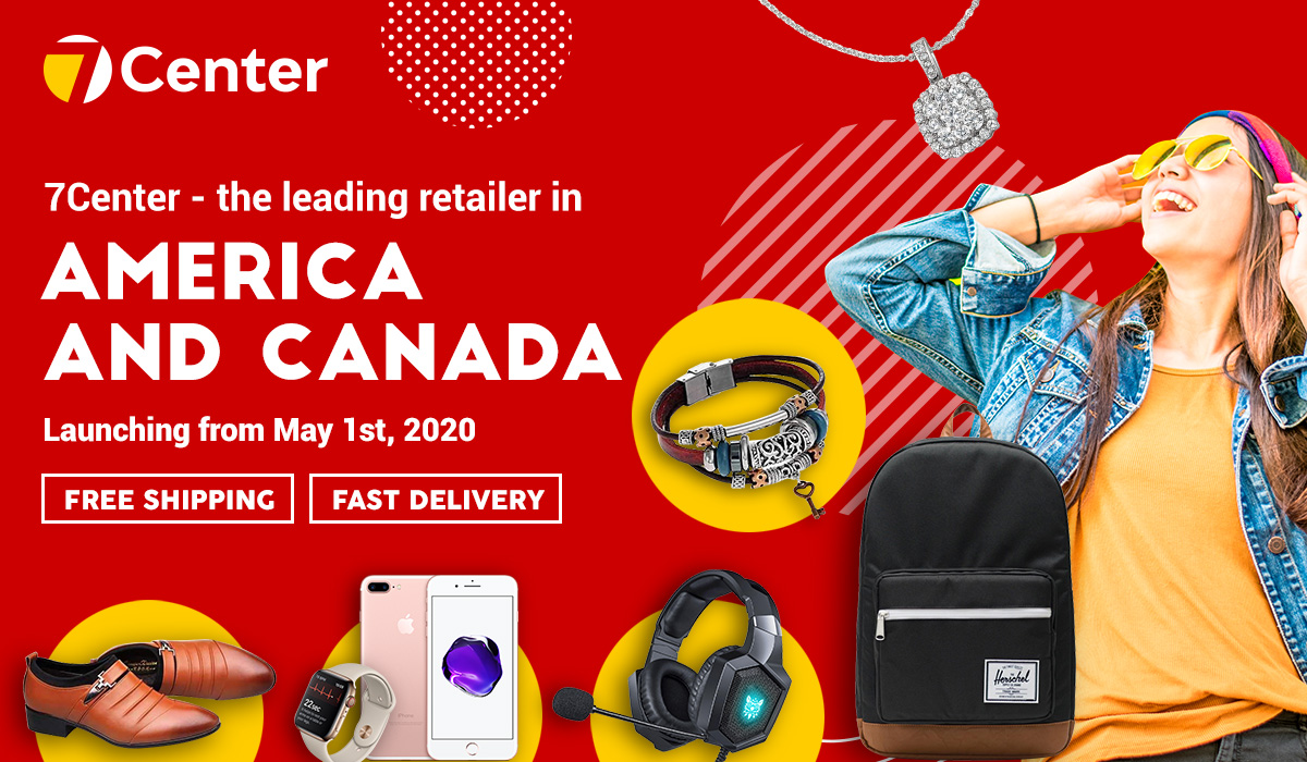 7Center Is One of the Leading E-Commerce Retailers in The United States and Canada